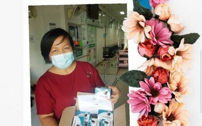 23 พฤษภาคม 2564  ขอขอบพระคุณ ชมรมผู้รับพระราชทานทุนมูลนิธิอานันทมหิดล  ที่มอบเครื่องวัดระดับออกซิเจนในเลือด จำนวน 10 เครื่อง ให้กับโรงพยาบาลบางกรวยเพื่อ เพื่อสนับสนุนการทำงานของแพทย์พยาบาลและเจ้าหน้าที่ ในการปฏิบัติงาน โรงพยาบาลบางกรวยขอขอบพระคุณเป็นอย่างสูงมาณ.ที่นี้ด้วยค่ะ